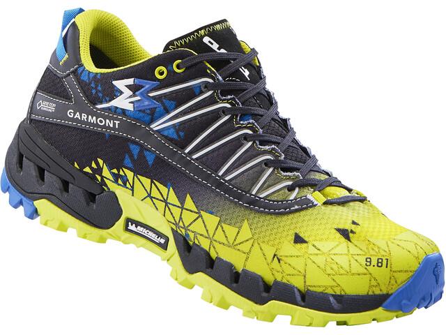 Garmont 9.81 N.Air.G GTX Surround Scarpe Uomo, black/yellow